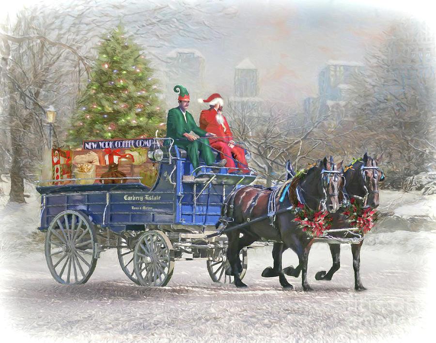 A New York Kinda Christmas by Trudi Simmonds