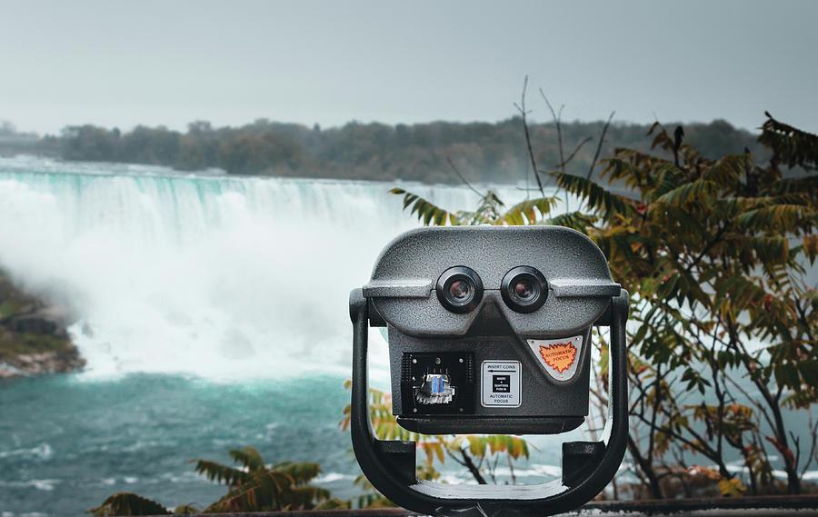 A Niagara View Photograph