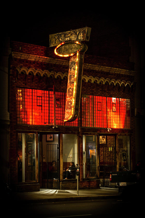 A Night at the Key Klub by Bonnie Follett