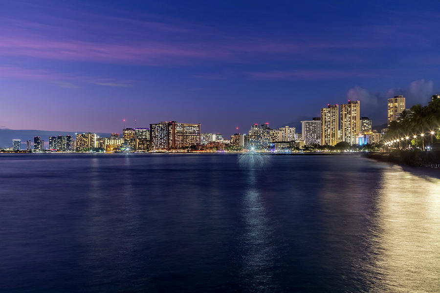 A Night in Waikiki by Kelley King