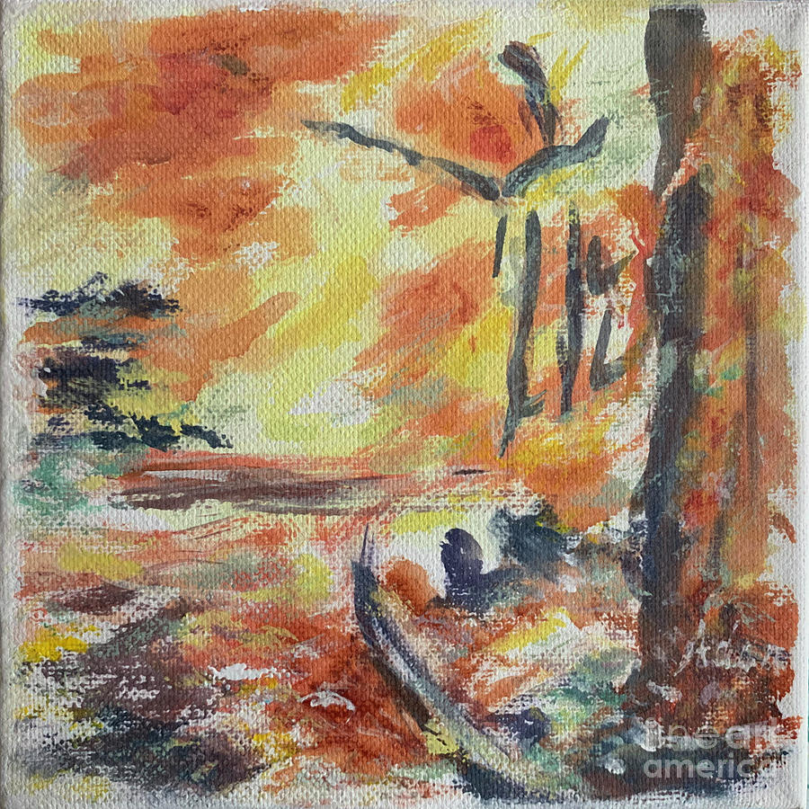 A Path Forward Painting