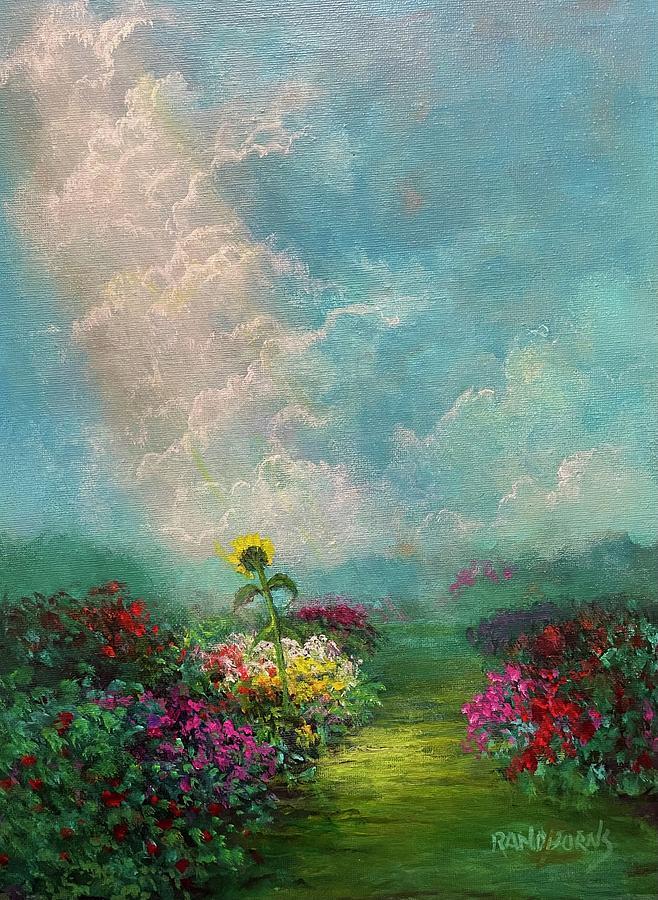 A Poetic Illumination by Randy Burns