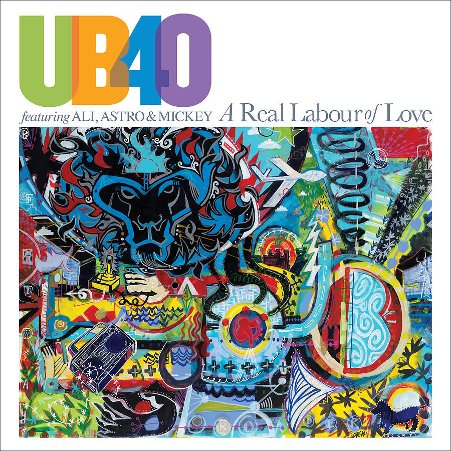 A Real Labour of Love feat. Ali Campbell and Mickey Virtue