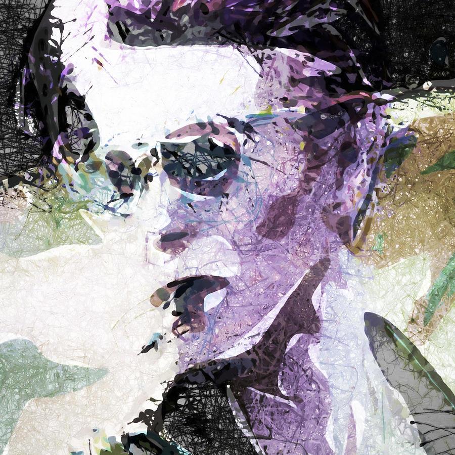 A Rocker Digital Art by David Hansen