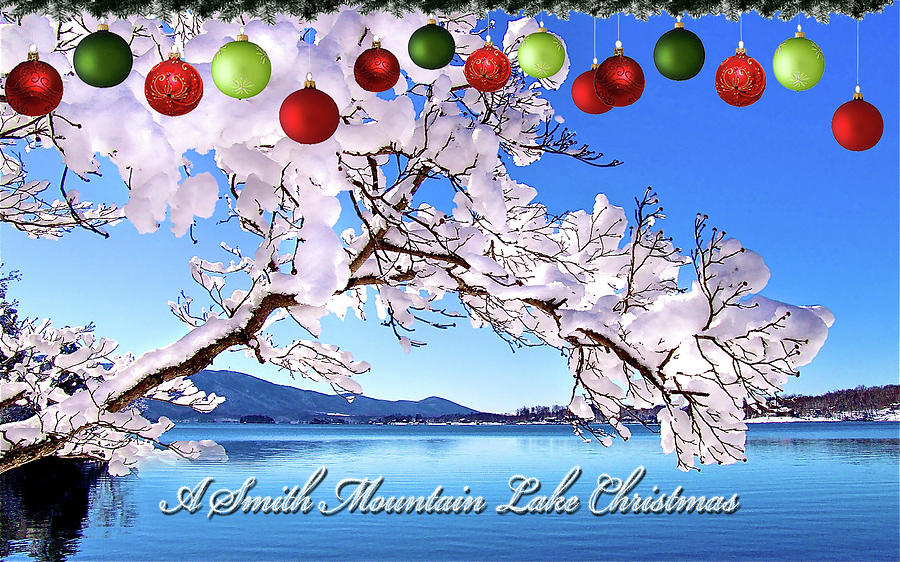 A Smith Mountain Lake Christmas 2 by James Roney