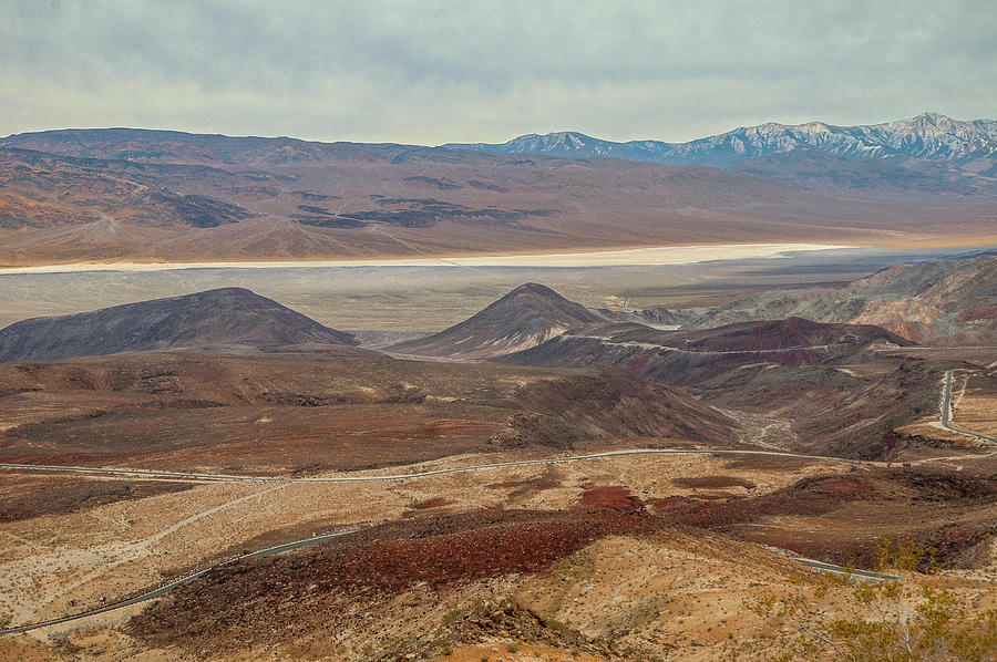 A View of Death Valley by Matthew Irvin