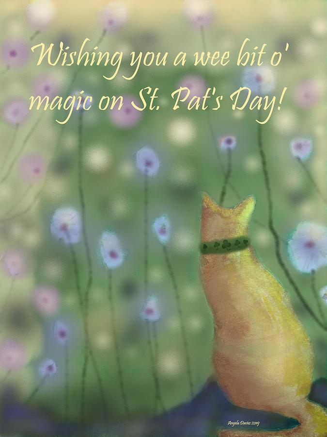 A Wee Bit O Magic by Angela Davies