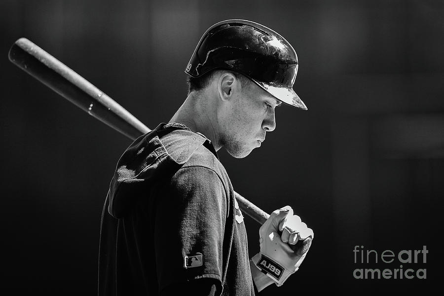 Aaron Judge Photograph by Dylan Buell