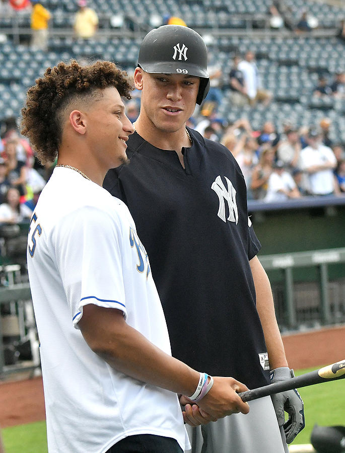 Aaron Judge Photograph by Icon Sportswire