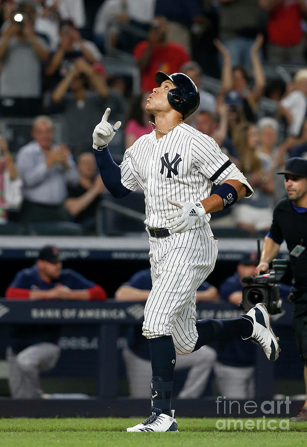 Aaron Judge Photograph by Jim Mcisaac
