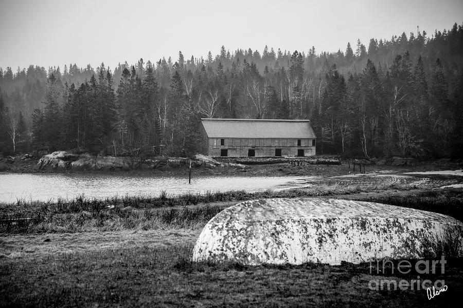 Abandon Smokehouse by Alana Ranney