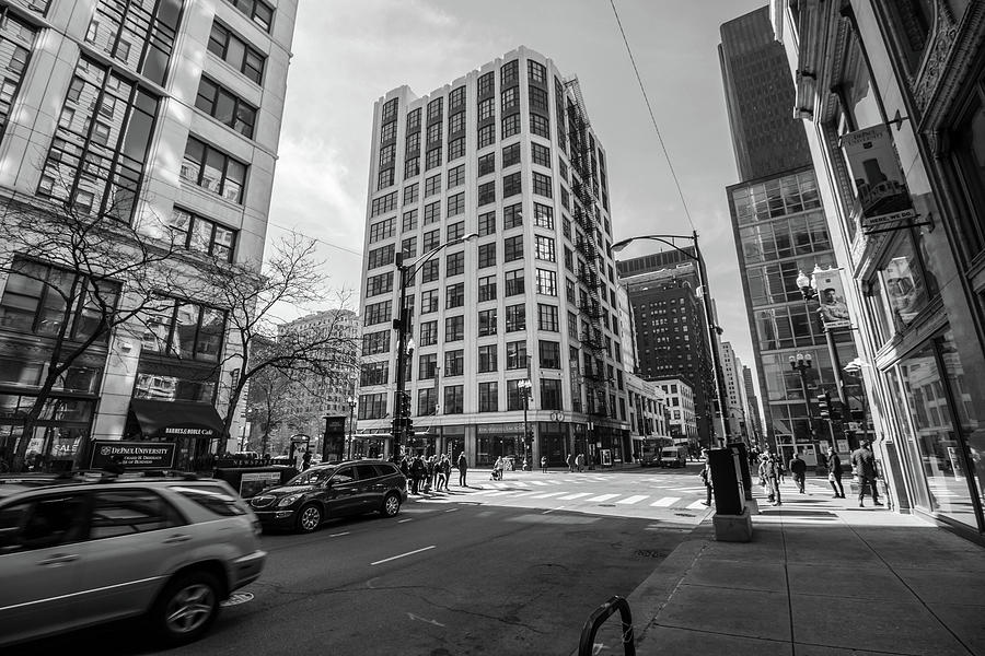 Abandon Urban Building by Britten Adams