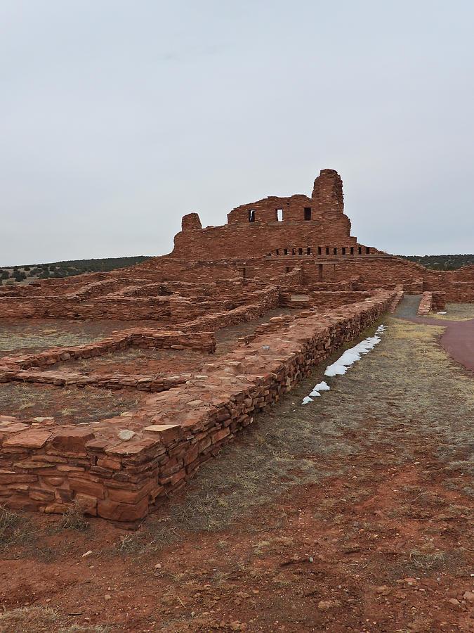 Abo Ruins Dscn0798 Photograph
