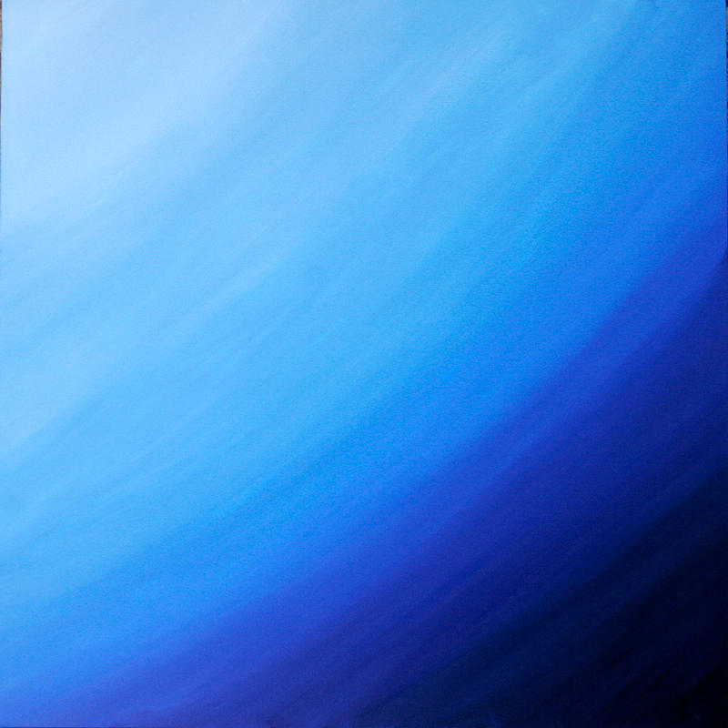 Abstract Painting - Above by Paul Anderson