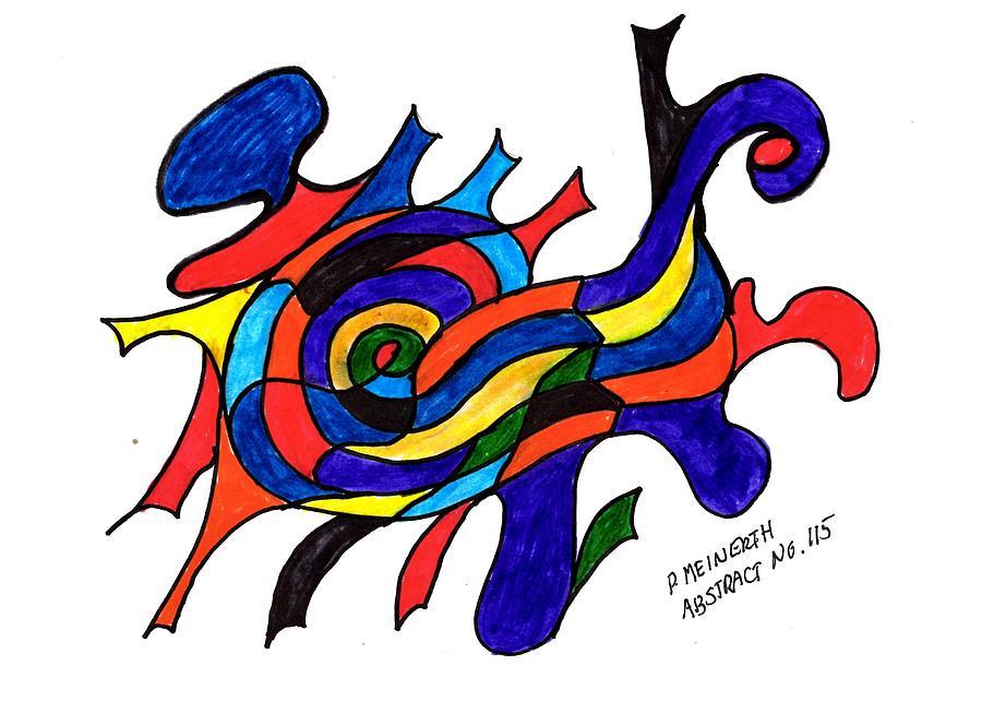 Abstract 115 Drawing