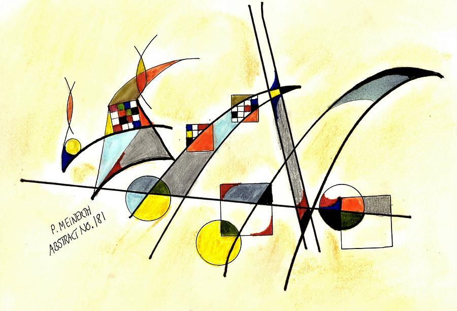 Abstract 181 Drawing