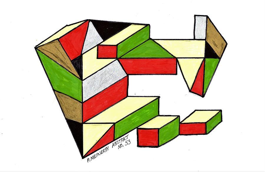 Abstract 53 Drawing