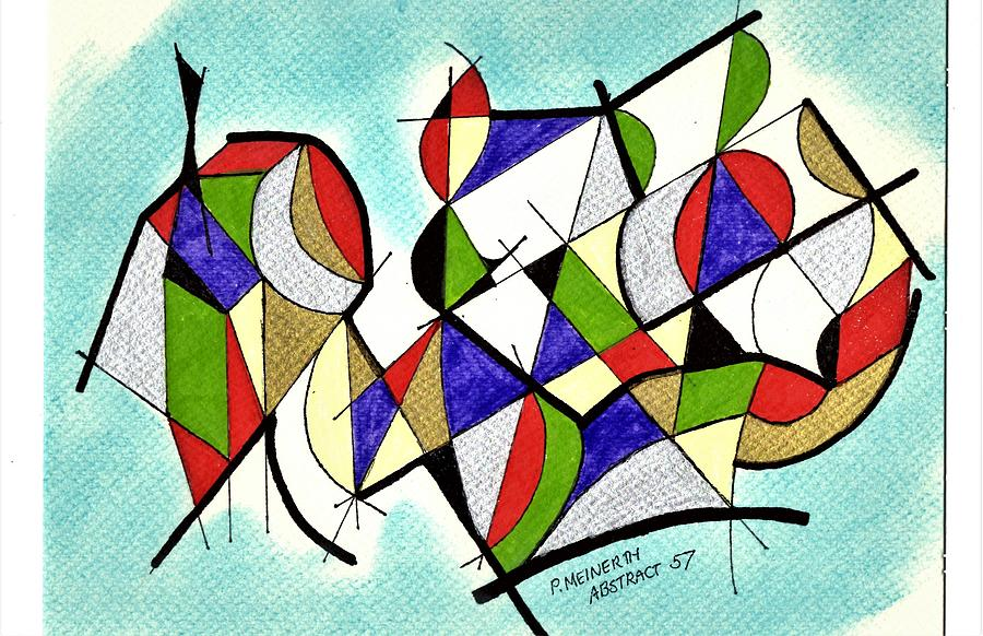 Abstract 57 Drawing