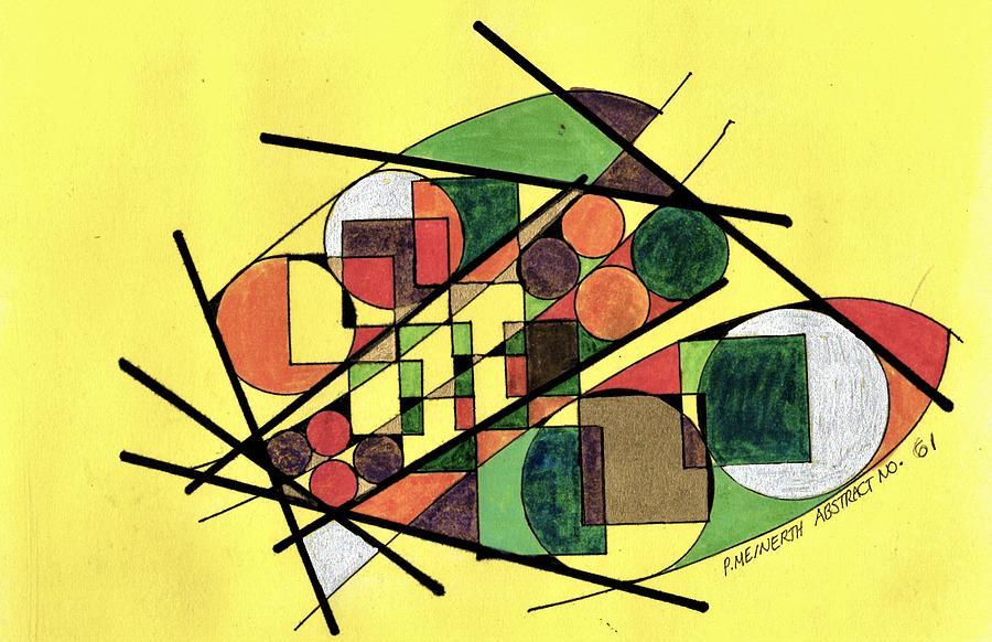 Abstract 61 Drawing