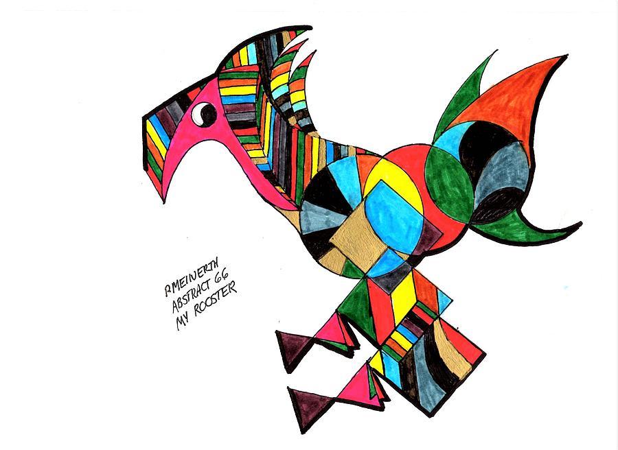 Abstract 66 Drawing