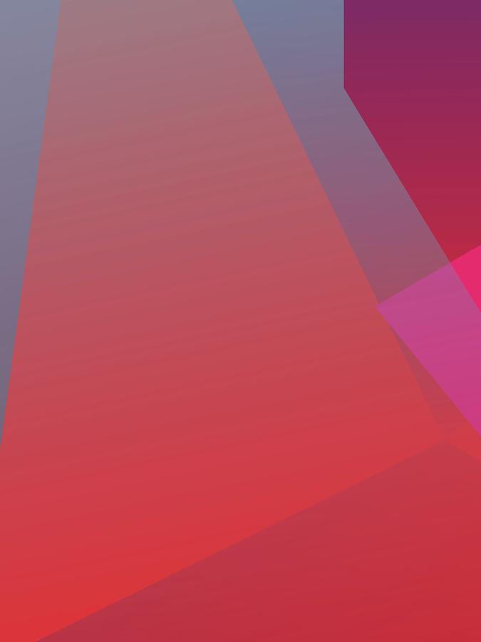 Abstract Colorful Gradient Pop Art 105 Digital Art