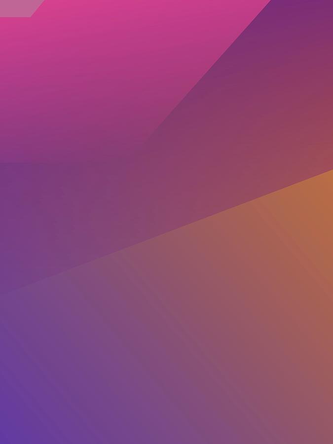 Abstract Colorful Gradient Pop Art 201 Digital Art