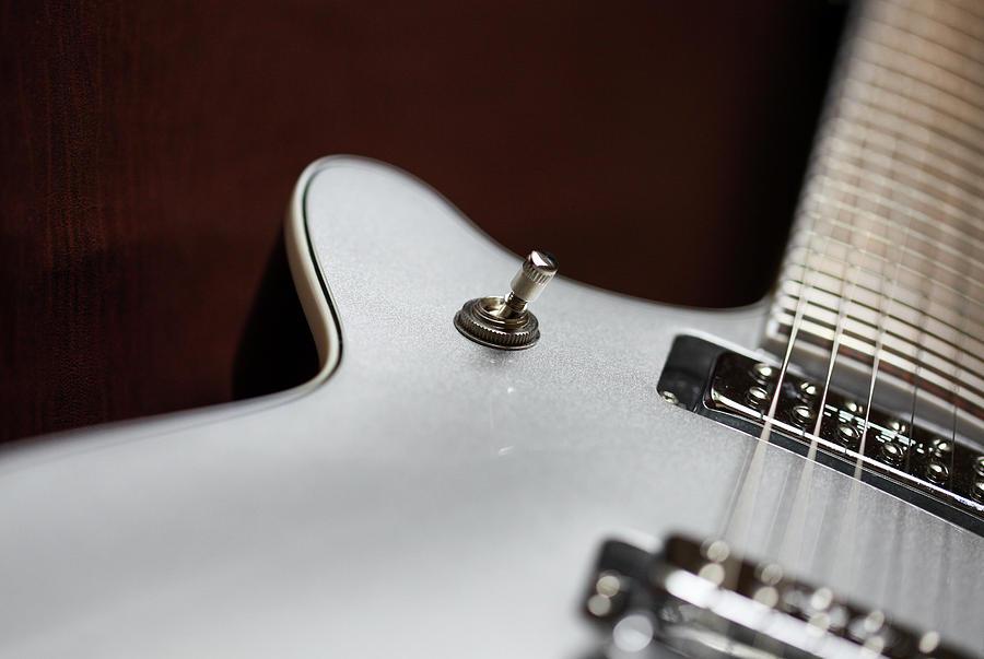 Abstract Guitar Photograph