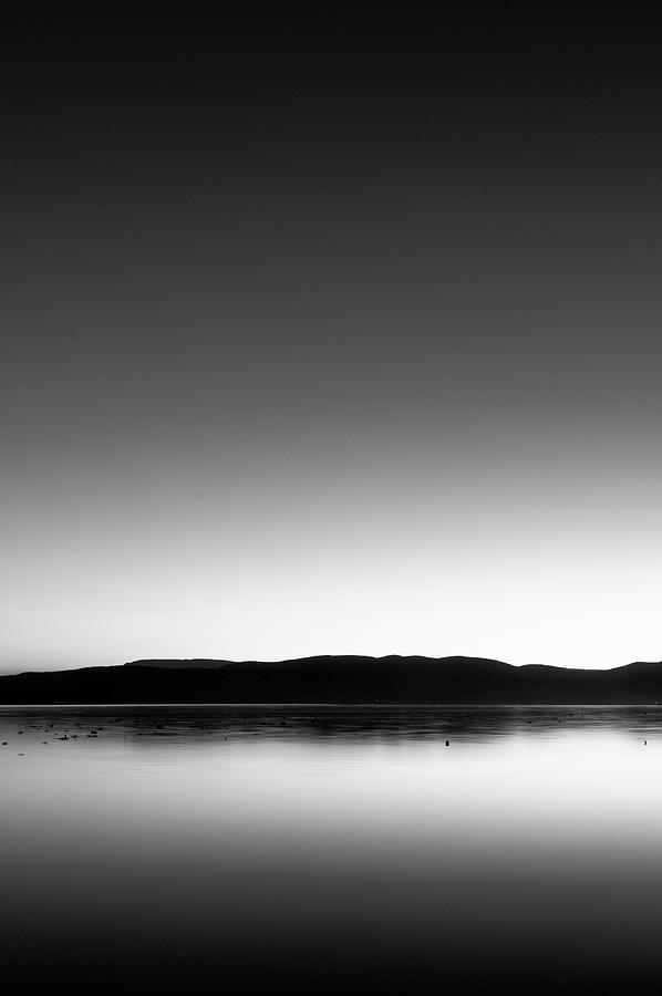 Lake Chapala Photograph - Abstract Lake Chapala by Dane Strom