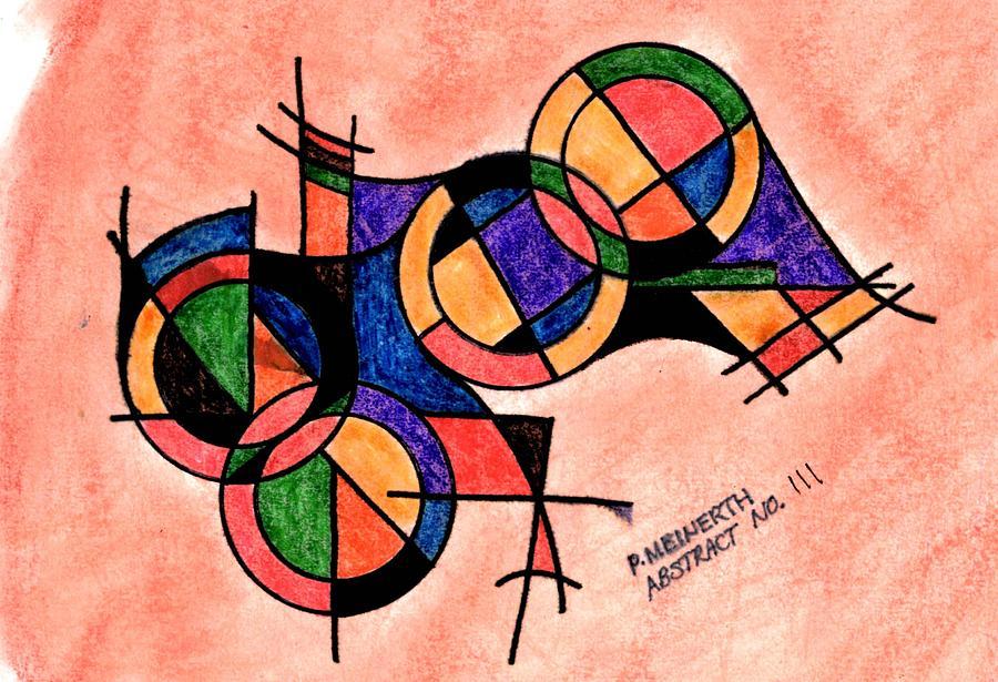 Abstract No. 111 Drawing