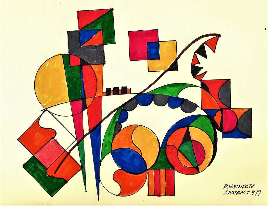 Abstract No. 19 Drawing