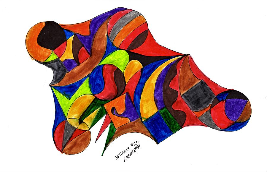 Abstract No. 20 Drawing