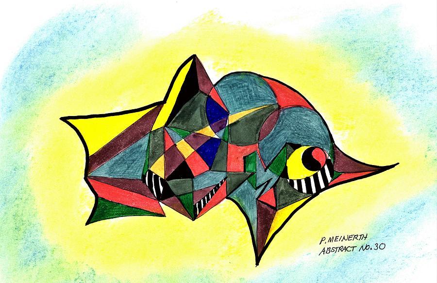 Abstract No. 30 Drawing