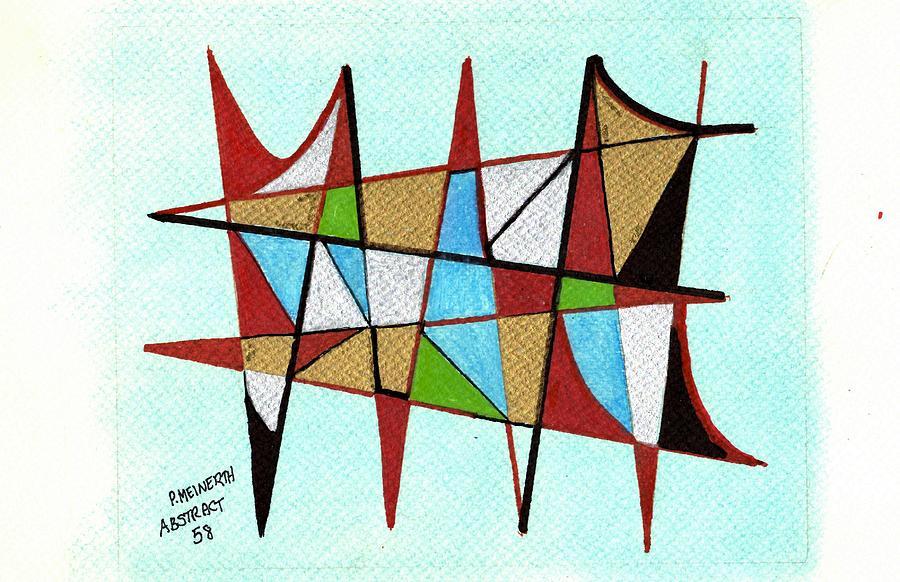 Abstract No. 58 Drawing