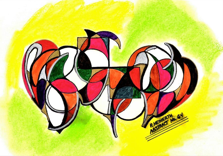 Abstract No. 64 Drawing