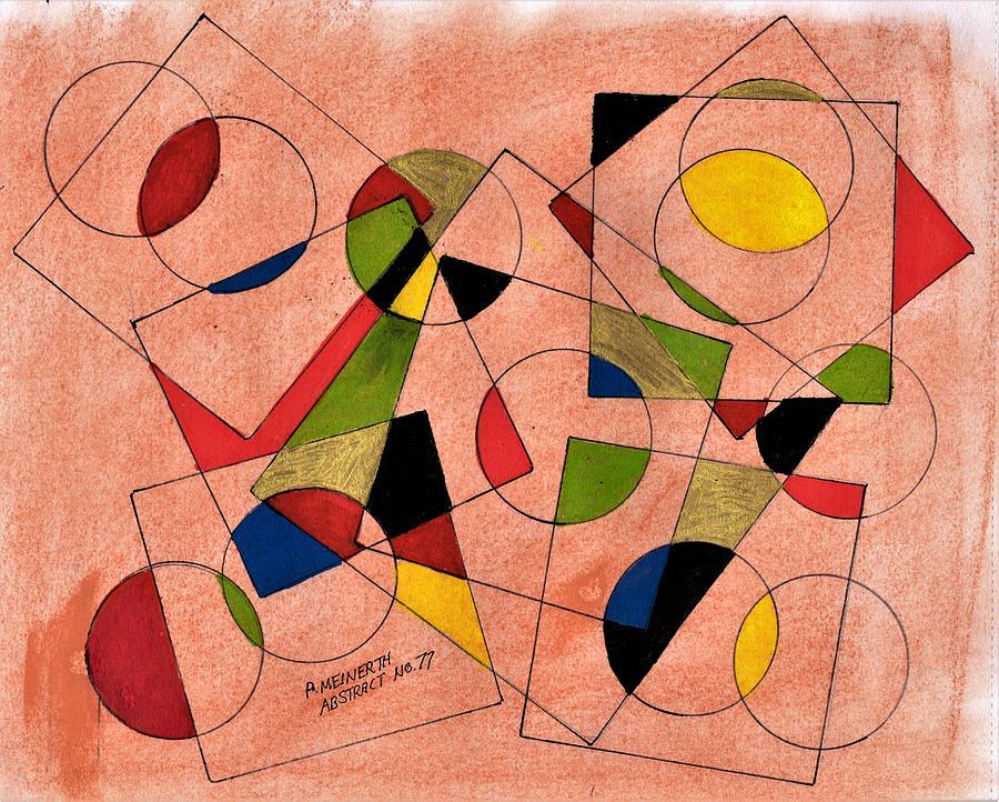 Abstract No. 77 Drawing