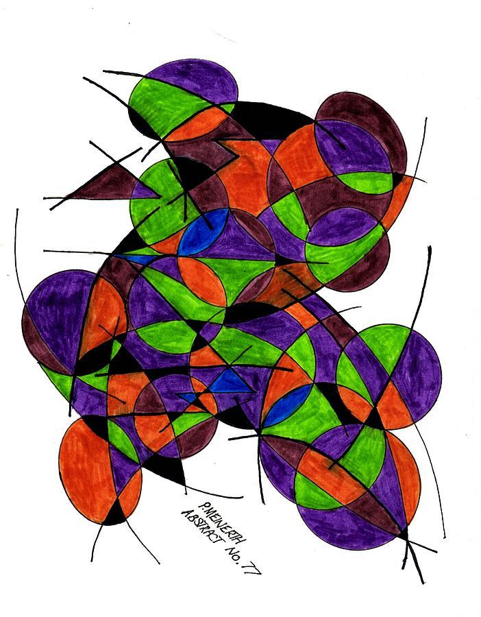 Abstract No. 78 Drawing