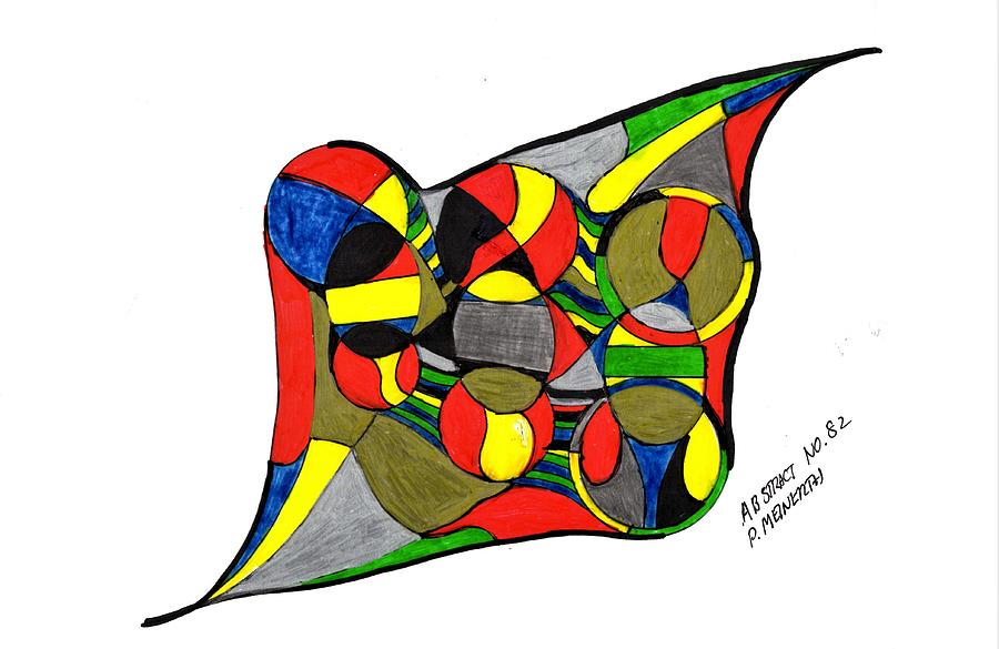 Abstract No 82 Drawing