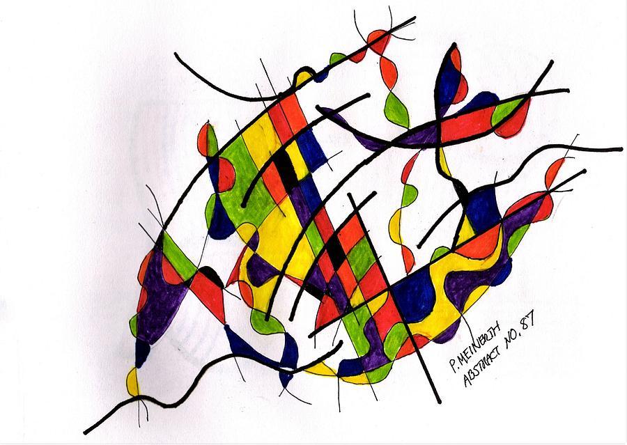 Abstract No. 87 Drawing