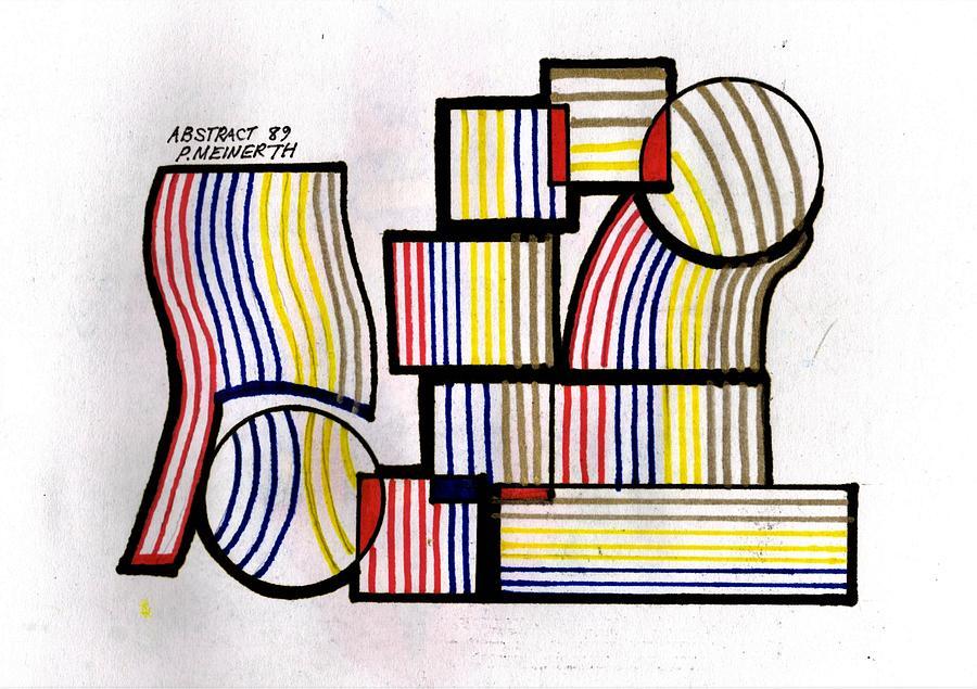Abstract No. 89 Drawing