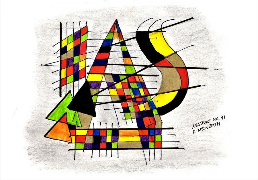 Abstract No. 91 Drawing