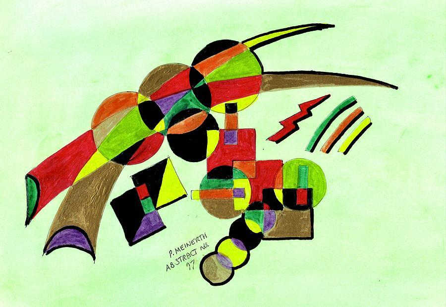 Abstract No. 97 Drawing