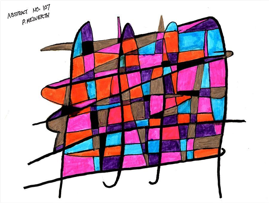 Abstract No.107 Drawing