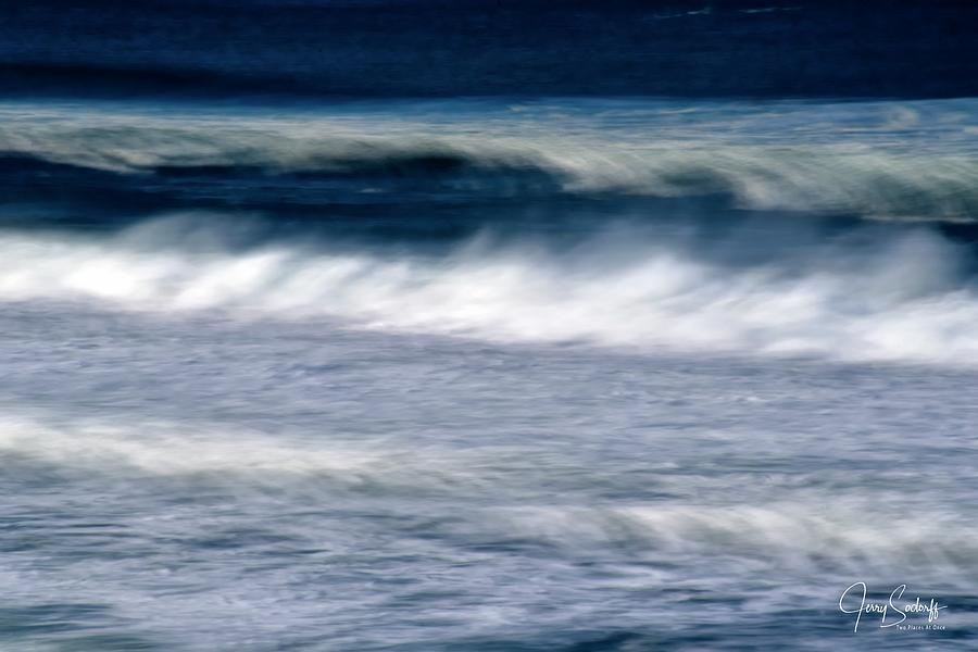 Abstract Surf by Jerry Sodorff