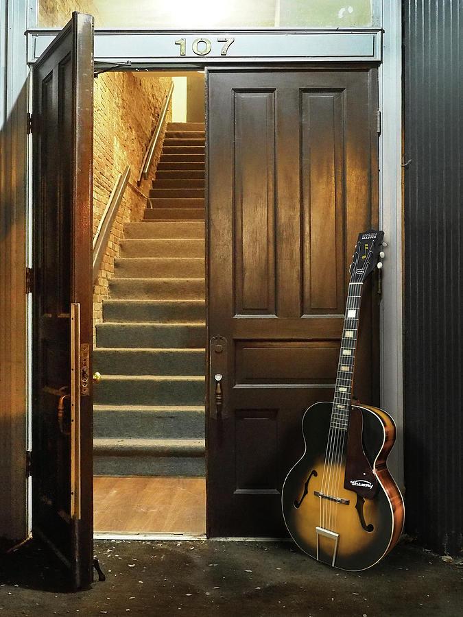 Acoustic Life 1 - Outside 107 by Mike McGlothlen