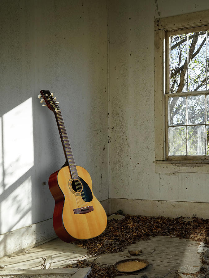 Acoustic Life 3 - Inside this Old House by Mike McGlothlen