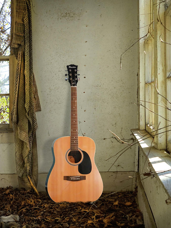Acoustic Life 4 by Mike McGlothlen