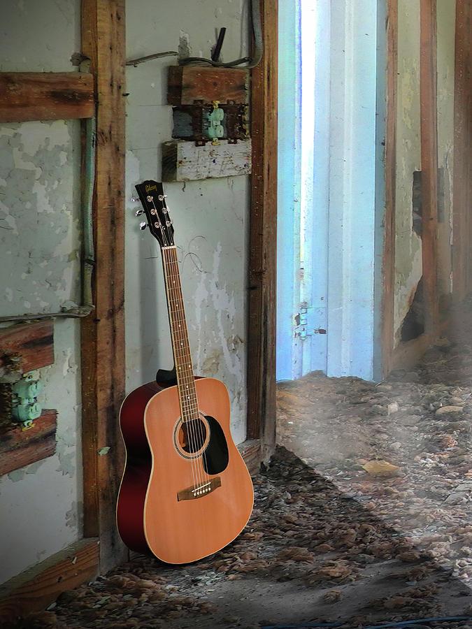 Acoustic Life 5 - Work in Progress by Mike McGlothlen