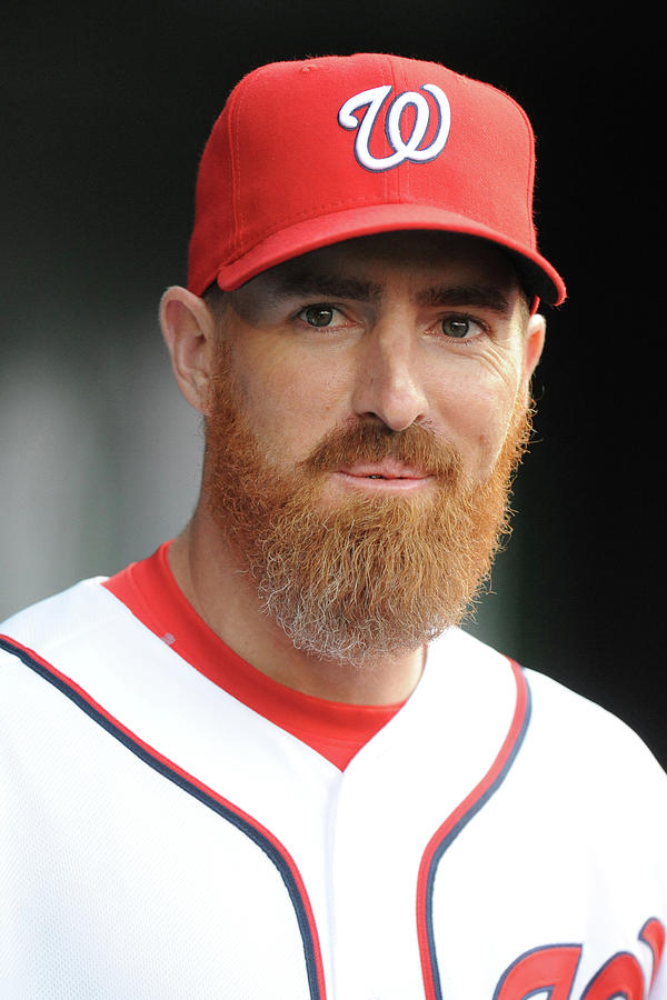 Adam Laroche Photograph by Mitchell Layton