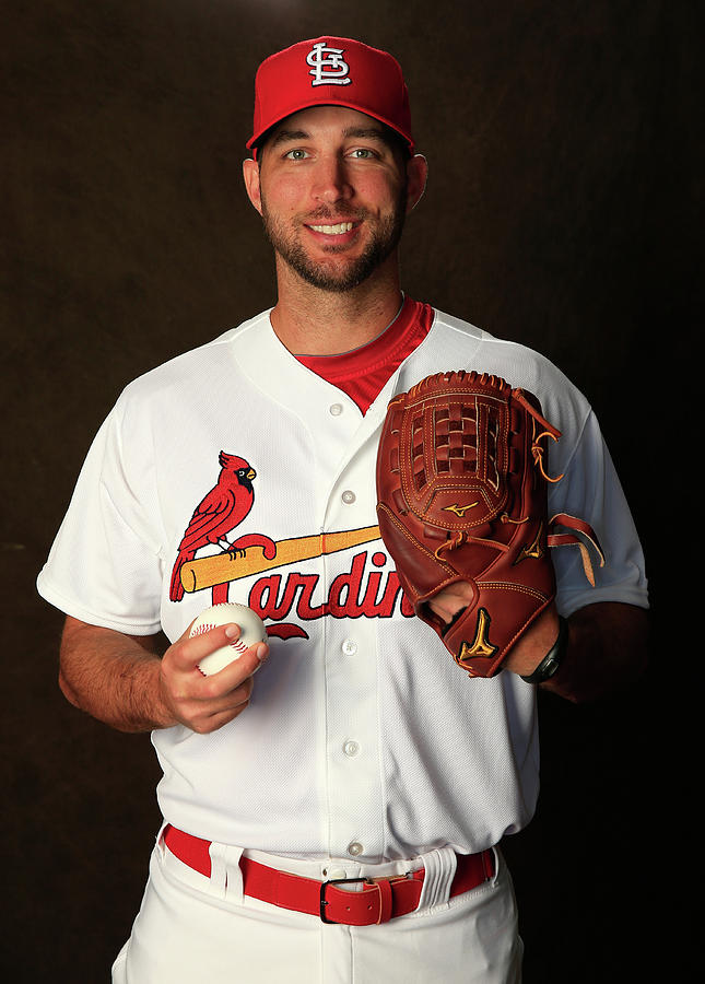 Adam Wainwright Photograph by Rob Carr