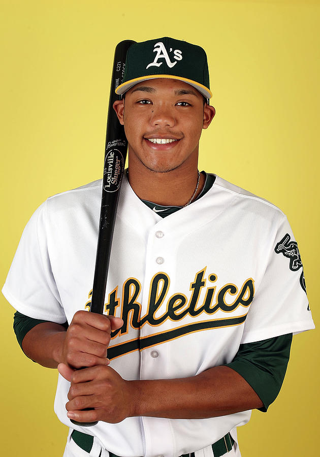 Addison Russell Photograph by Christian Petersen